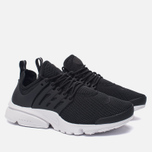 Женские кроссовки Nike Air Presto Ultra Breathe Black/Black/White/Glacier Blue фото- 2