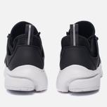 Женские кроссовки Nike Air Presto Ultra Breathe Black/Black/White/Glacier Blue фото- 3
