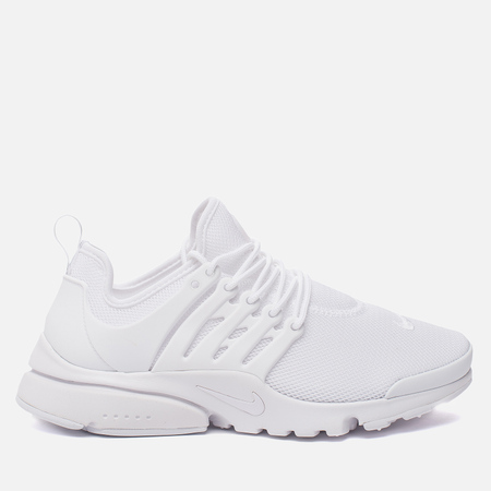 Женские кроссовки Nike Air Presto Ultra Breathe White/Glacier Blue/White