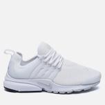 Женские кроссовки Nike Air Presto White/Pure Platinum/White фото- 0