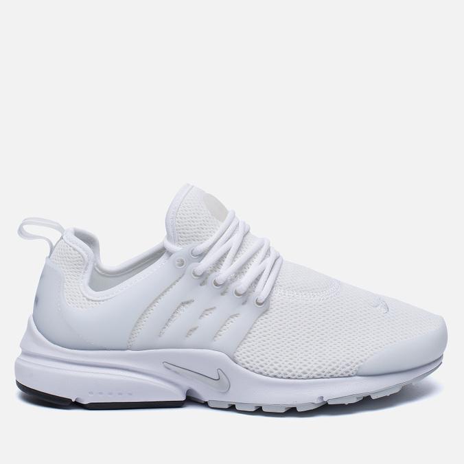 Женские кроссовки Nike Air Presto White/Pure Platinum/White