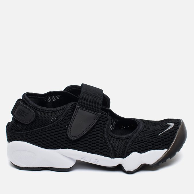Женские кроссовки Nike Air Rift Breathe Black/White