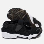Женские кроссовки Nike Air Rift Breathe Black/White фото- 2