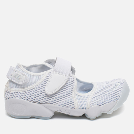 Женские кроссовки Nike Air Rift Breathe White Pure Platinum
