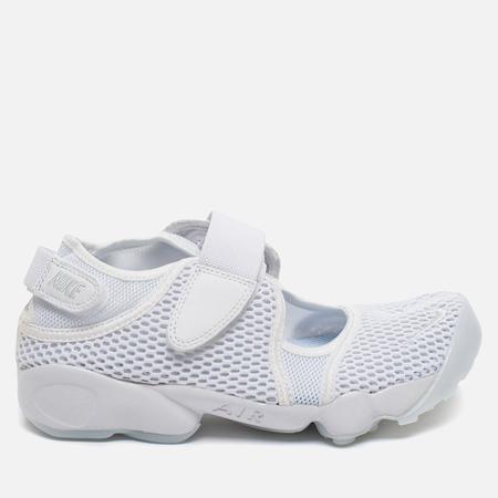 Женские кроссовки Nike Air Rift Breathe White Pure Platinum