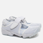 Женские кроссовки Nike Air Rift Breathe White Pure Platinum фото- 1