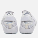 Женские кроссовки Nike Air Rift Breathe White Pure Platinum фото- 3