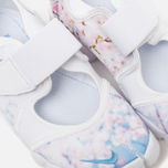 Женские кроссовки Nike Air Rift Cherry Blossom Pack White/University Blue фото- 3