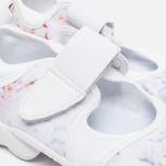 Nike Air Rift Cherry Blossom Pack Women's Sneakers White/University Blue photo- 4