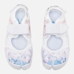 Женские кроссовки Nike Air Rift Cherry Blossom Pack White/University Blue фото- 5