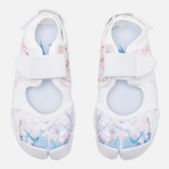 Nike Air Rift Cherry Blossom Pack Women's Sneakers White/University Blue photo- 5
