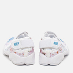 Женские кроссовки Nike Air Rift Cherry Blossom Pack White/University Blue фото- 6