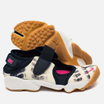 Nike Air Rift Premium QS Women's Sneakers Dark Obsidian/Vivid/Pink photo- 2