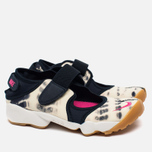 Nike Air Rift Premium QS Women's Sneakers Dark Obsidian/Vivid/Pink photo- 1