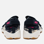 Nike Air Rift Premium QS Women's Sneakers Dark Obsidian/Vivid/Pink photo- 3