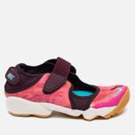 Женские кроссовки Nike Air Rift Premium QS Merlot/Omega/Blue фото- 0