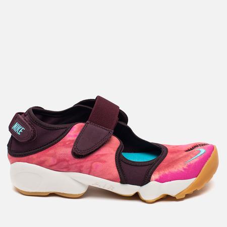 Женские кроссовки Nike Air Rift Premium QS Merlot/Omega/Blue