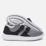 Женские кроссовки Nike Air Sockracer Flyknit Black/White/White фото- 1