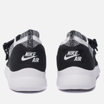 Женские кроссовки Nike Air Sockracer Flyknit Black/White/White фото- 5