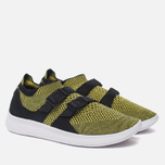 Женские кроссовки Nike Air Sockracer Flyknit Black/White/Yellow Strike фото- 2