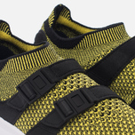 Женские кроссовки Nike Air Sockracer Flyknit Black/White/Yellow Strike фото- 3