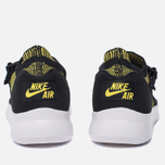 Женские кроссовки Nike Air Sockracer Flyknit Black/White/Yellow Strike фото- 5