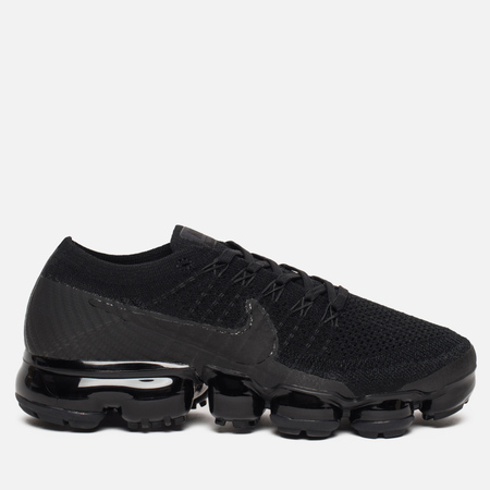 Женские кроссовки Nike Air Vapormax Flyknit Black/Anthracite/White