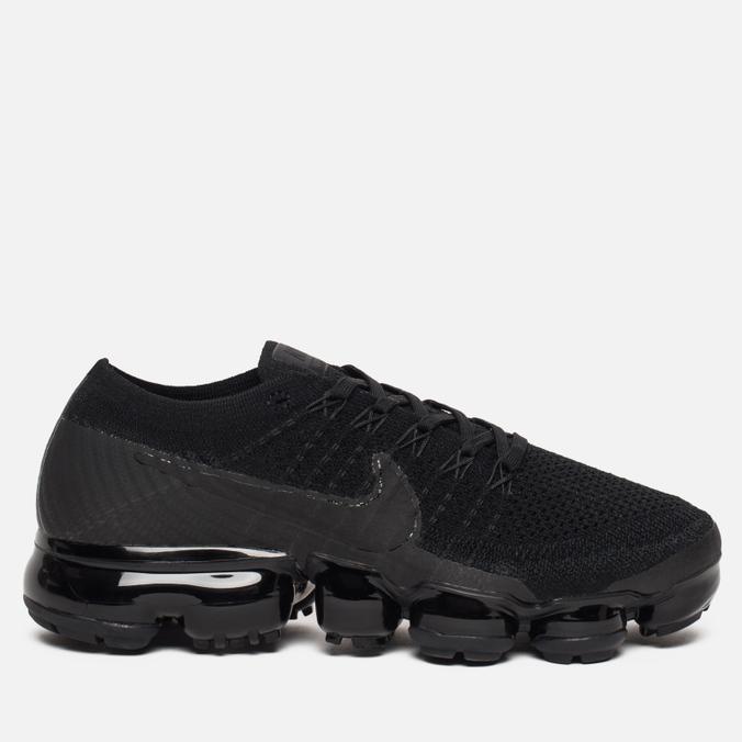 Женские кроссовки Nike Air Vapormax Flyknit Black/Anthracite/White