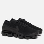 Женские кроссовки Nike Air Vapormax Flyknit Black/Anthracite/White фото- 2
