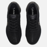 Женские кроссовки Nike Air Vapormax Flyknit Black/Anthracite/White фото- 4