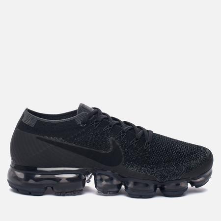 Женские кроссовки Nike Air Vapormax Flyknit Black/Anthracite/Dark Grey