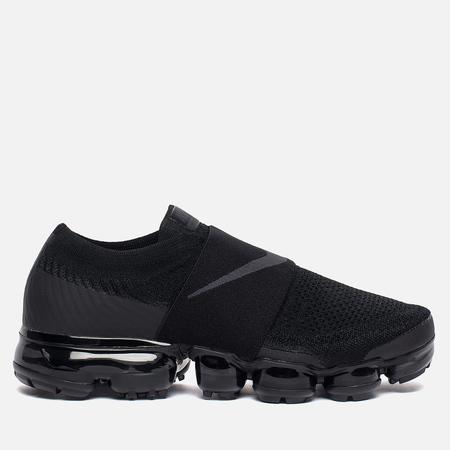 Женские кроссовки Nike Air Vapormax Flyknit Moc Black/Black/Black