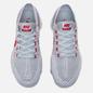Женские кроссовки Nike Air Vapormax Flyknit Pure Platinum/University Red/Wolf Grey фото - 1