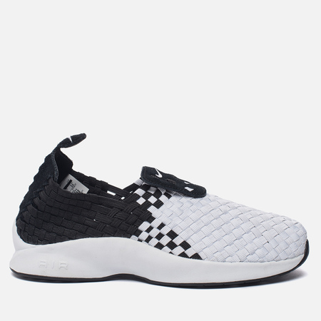 Женские кроссовки Nike Air Woven Black/White
