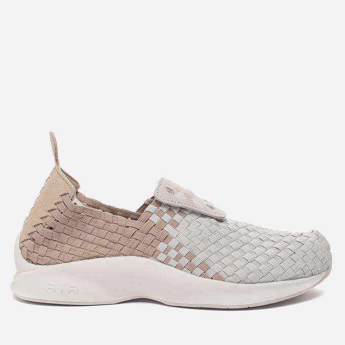 Женские кроссовки Nike Air Woven Linen/Light Bone/Sail