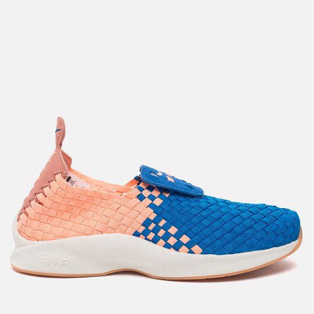 Женские кроссовки Nike Air Woven Sunset Glow/Soar/Sail/Gum Yellow