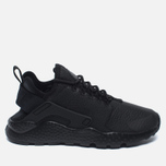 Женские кроссовки Nike Beautiful x Powerful Air Huarache Ultra Premium Black/Black фото- 0