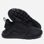 Женские кроссовки Nike Beautiful x Powerful Air Huarache Ultra Premium Black/Black фото- 2
