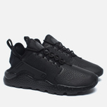 Женские кроссовки Nike Beautiful x Powerful Air Huarache Ultra Premium Black/Black фото- 1