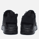 Женские кроссовки Nike Beautiful x Powerful Air Huarache Ultra Premium Black/Black фото- 3