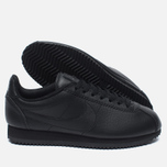 Женские кроссовки Nike Beautiful x Powerful Classic Cortez Premium Black/Black фото- 2