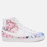 Nike Blazer Mid Cherry Blossom Pack Women's Sneakers White photo- 0