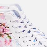 Nike Blazer Mid Cherry Blossom Pack Women's Sneakers White photo- 5