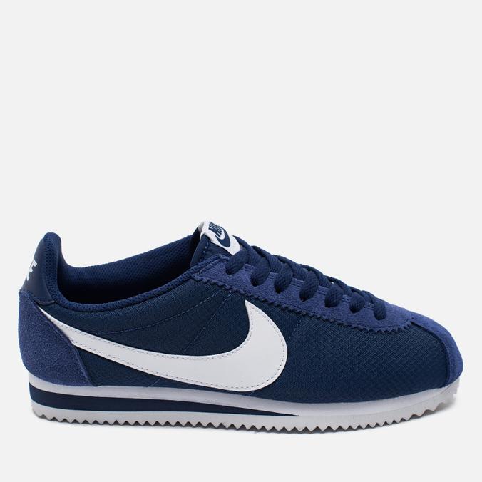 Женские кроссовки Nike Classic Cortez 15 Nylon Loyal Blue/White