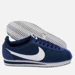 Nike Classic Cortez 15 Nylon Loyal Women's Sneakers Blue/White photo- 2