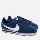 Nike Classic Cortez 15 Nylon Loyal Women's Sneakers Blue/White photo- 1