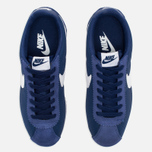 Nike Classic Cortez 15 Nylon Loyal Women's Sneakers Blue/White photo- 4