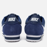Nike Classic Cortez 15 Nylon Loyal Women's Sneakers Blue/White photo- 3