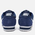 Женские кроссовки Nike Classic Cortez 15 Nylon Loyal Blue/White фото- 3