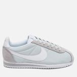 Женские кроссовки Nike Classic Cortez 15 Nylon Platinum/White фото- 0